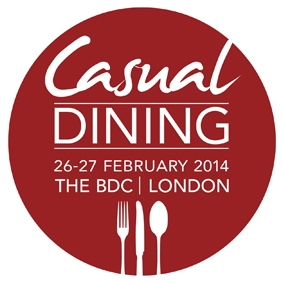 Casual Dining Awards 2014