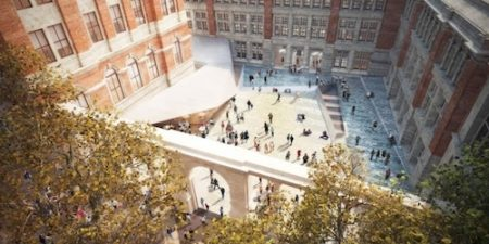 Victoria and Albert Museum- New win for Itm Soil