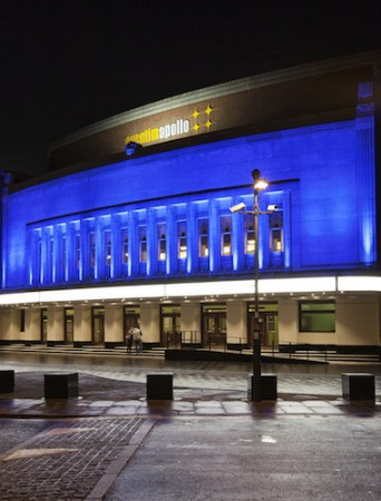 The Hammersmith Apollo, London