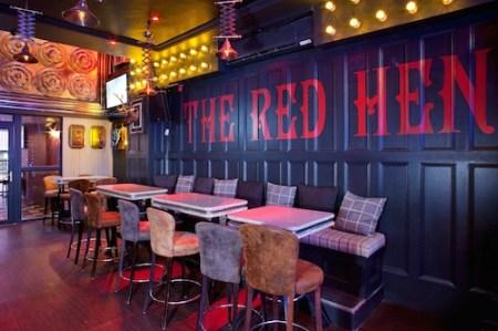 Red Hen, Limerick
