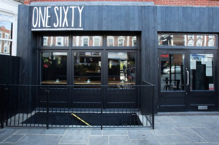 One sixty exterior, West Hampstead