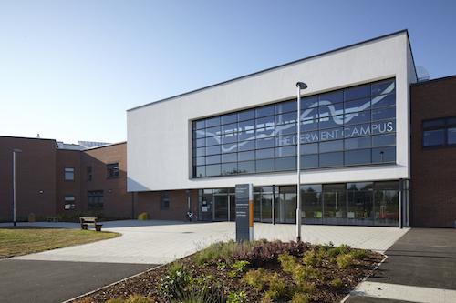 The Noel Barker & St Martins Redevelopment , Derby