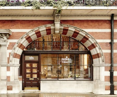 Dunhill, 1A St James's Street in London