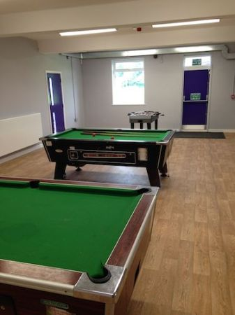 Blaby & Whetstone Youth Club, Leicester