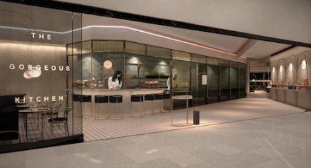 The Gorgeous Kitchen, Heathrow Airport, Gee Charman, Sophie Michell, Jo Pratt, Caroline Mi Li Artiss