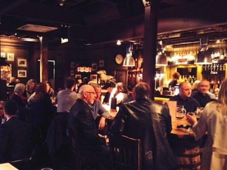 City Tavern, Newcastle upon Tyne's Northumberland Road