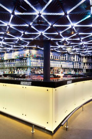 The Pearl, Berlin, Kurfürstendamm, Restaurant & Bar Design Awards 2014