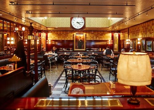Fischer's, London, Marylebone