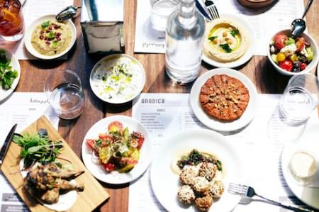 Arabica Bar & Kitchen, Borough Market, London