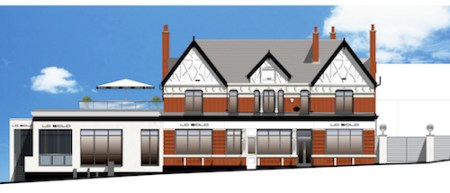 External Elevations, La Sala, Chigwell, Essex