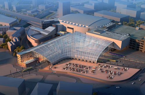 Manchester Victoria Station Redevelopment