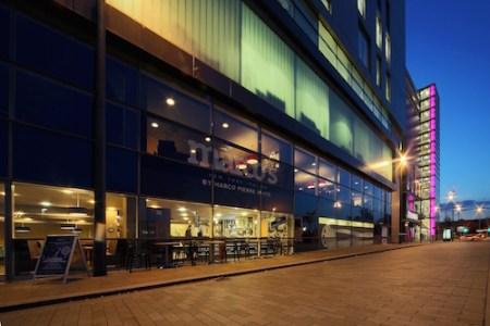 MPW Media City, MediaCityUK., Manchester