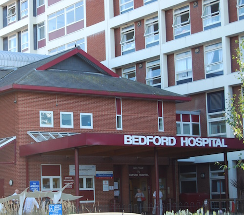 An upgrade for Bedford's Endoscopy unit