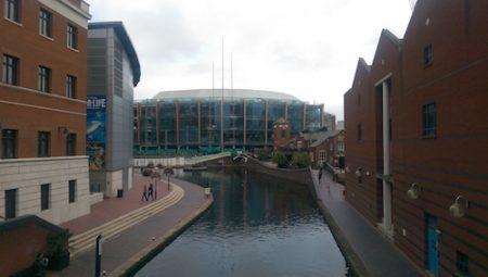 NIA Barclaycard Arena, Birmingham