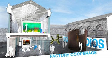 The Factory Cooperage, Royal William Yard, Plymouth.