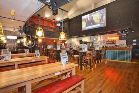 Stonegate Pub Co