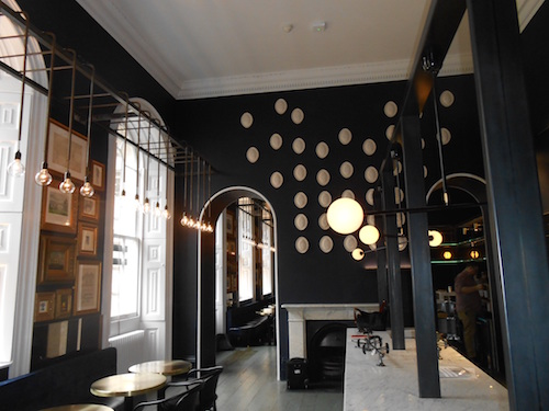Opening Pennethorne's Café Bar