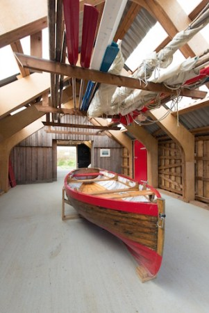 Noust Boathouse, GIA Design Awards 2014