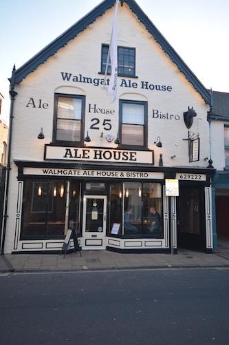 Walmgate Ale House & Bistro