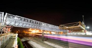 Tennison Road Bridge
