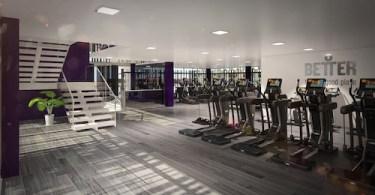 Mitre Gym, Mitre Passage, North Greenwich