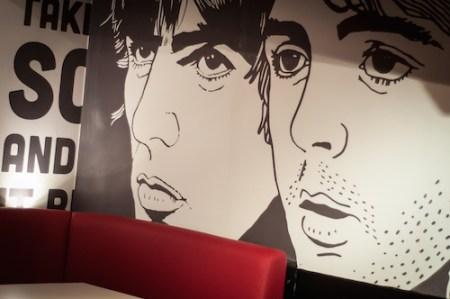 Fab 4 Cafe, Albert Dock, Liverpool