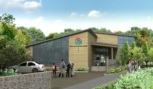 Cobo Community Centre, Castel, Guernsey