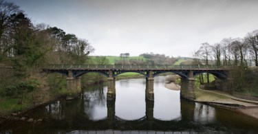 Crook O'Lune, National Railway Heritage Awards 2014