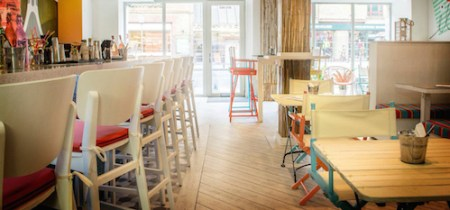 Spiaggia, Mystery, Casual Dining Design Awards 2015
