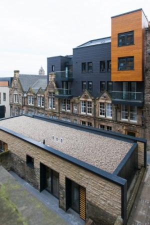 Advocates Close, Edinburgh, RICS Awards