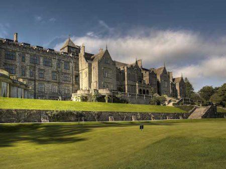 Bovey Castle Exterior, Bovey, Devon