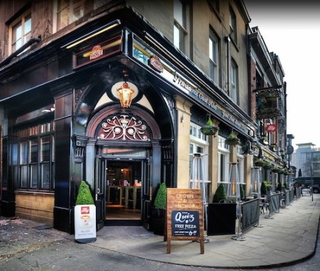 Crown & Anchor, Cateaton Street, Manchester