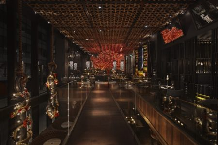 Tattu, Spinningfields, Manchester