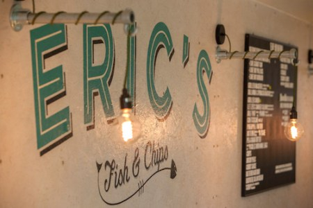 Eric's Fish _ Chips, Norfolk, Titchwell Manor