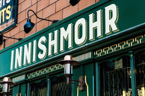 Innish Mohr, Coatbridge