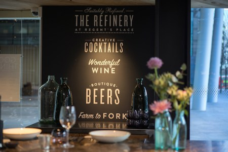 The Refinery at Regents Place