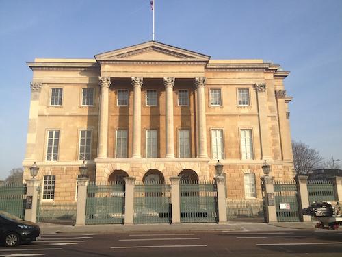 Apsley House, Hyde Park, London