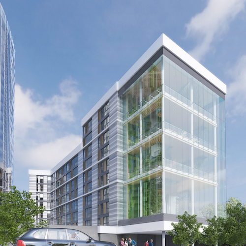Recognition for innovative Barratt London build