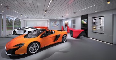 McLaren Showroom, Station Hill, Royal Ascot, Berkshire