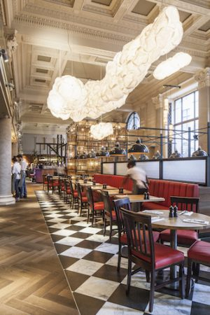 Burger & Lobster, Threadneedle Street, London