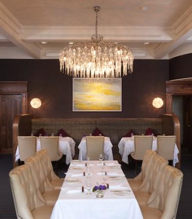 Northcote Restaurant, Ribble Valley, Lancashire