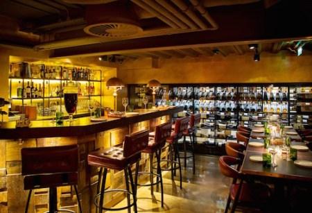Social Wine & Tapas, James Street, off Oxford Street, Marylebone