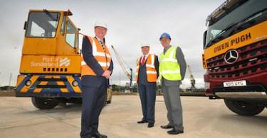 £1million investment to boost Port of Sunderland