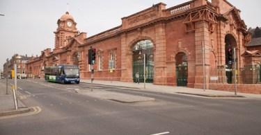 Nottingham Hub Station Project