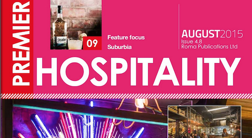 Premier Hospitality Issue 4.8