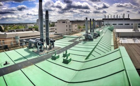 University of Edinburgh, NFRC National Roofing Awards