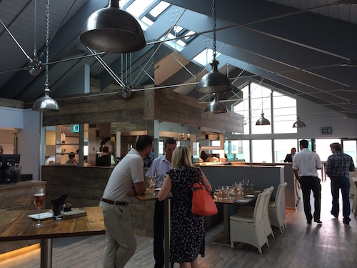 The Boathouse, North Quay at St Aubin, Jersey