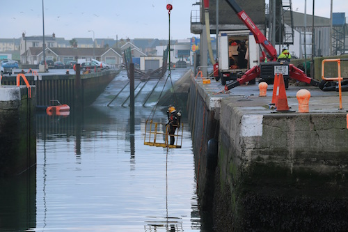 Five projects upgrade Irish harbours