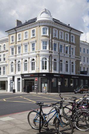 Fulham Rd Development, Gordon-Duff & Linton