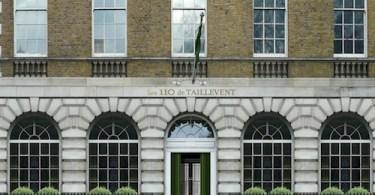 Les 110 Taillevent, Taillevent London, Cavendish Square
